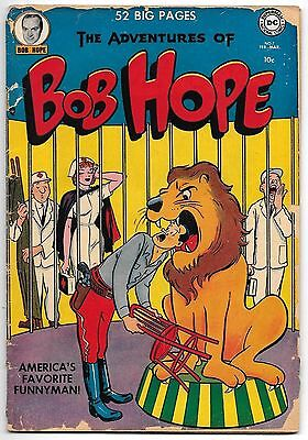 Adventures Of Bob Hope #7 (Gd+) - Golden Age - 1951
