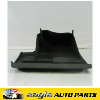 Holden Zc Vectra Glove Box Lid With Lock Black New Genuine Oe # 24438460