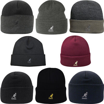 44665e7bd6910 Kangol Cuff Cuffed Pull On Beanie Hat Cap 2978BC One Size Fit Most 6 Colors