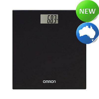 OMRON HN289 Digital Personal Scales - Black