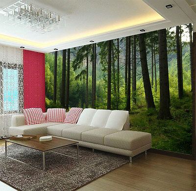 3D Dream Forest Nature Full Wall Mural Photo Wallpaper Print Paper Home Deco Kid