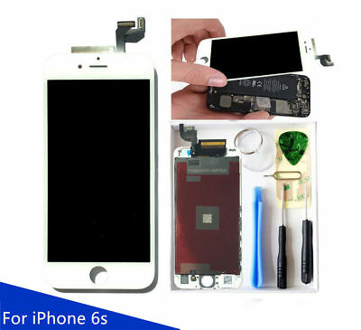 White LCD Display+Touch Screen Digitizer Assembly Replacement for iPhone 6S OEM