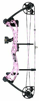 Bear Archery Apprentice 3 Left Hand Pink Package 15-50LB CLOSE OUT 31% off