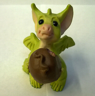 Pocket Dragons Want A Bite ? figure rare 1993 real musgrave