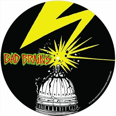Parche imprimido /Iron on patch,Back patch, Espaldera, Pegatina/- Bad Brains, B