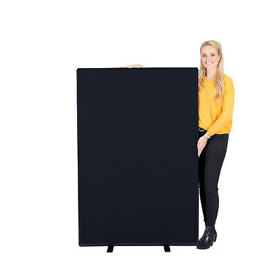 Office Screen 1000mm w x 1500mm h Nyloop Fabric