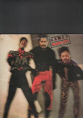 CAMEO - word up LP