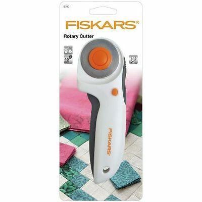 Fiskars 45mm Rotary Cutter with Safety Trigger
