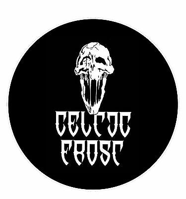 Parche imprimido /Iron on patch, Back patch, Espaldera/- Celtic Frost, C