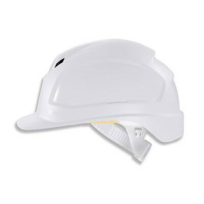 uvex pheos Safety Helmet. Comfortable Hard Hat White Size 51-61cm