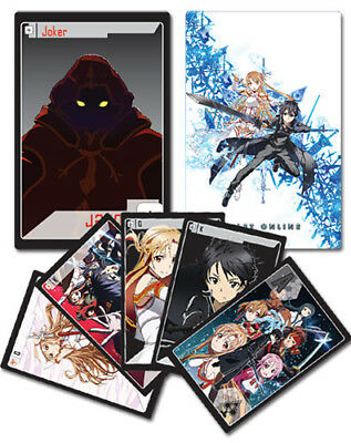 Sword Art Online Playing Cards