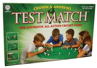 NEW Test Match Cricket Game from Mr Toys