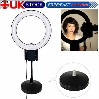 Fotoconic 40W 5400K 32cm Fluorescent Photo Video Ring Light with Table Top Stand