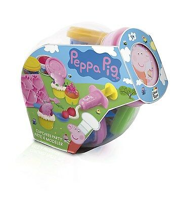 Peppa Pig Cupcake Dough Play Set STYLE A