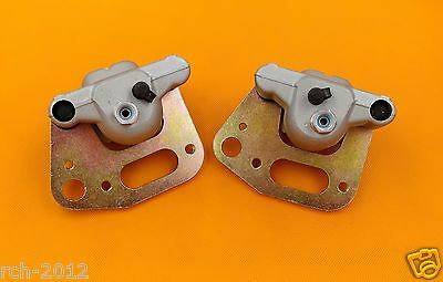 New Front Brake Caliper For 1999 2000 Polaris Sportsman 500 With Pads Left&Right
