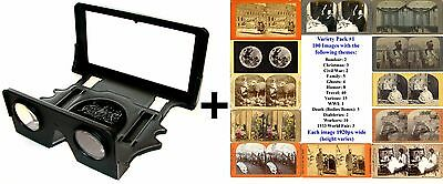 Owl 3D Brian May viewer stereoview digital stereocard stereograph new version 2