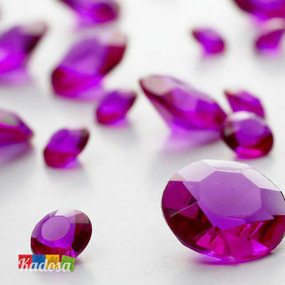45 gr Diamanti centrotavola LILLA purple diamante decorazione Wedding matrimonio
