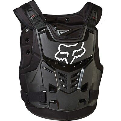 New Fox Racing Mens Proframe LC MX/Off-Road Roost Deflector/Chest Protector
