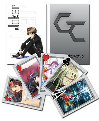 Guilty Crown Guilty Crown Playing Cards