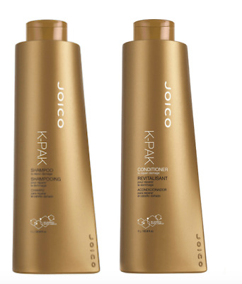 Joico K Pak Reconstruct Shampoo and Conditioner 1 Litre Duo 1000ml K-Pak