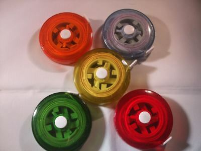 """Retractable Tape Measure - """"See-Through Spring / Summer"""" - 150cm (60"""")"""