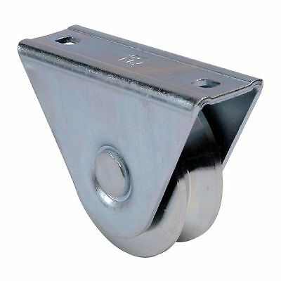 Roue support exterieur gorge triangulaire - Torbel Industries