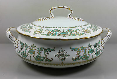 Crown Staffordshire St James's Square Vegetable Tureen