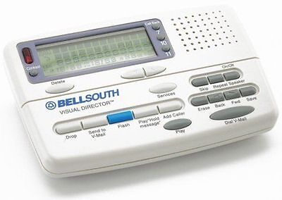Brand NEW Deluxe BellSouth Caller ID Call Waiting Voice Mail + More Functions