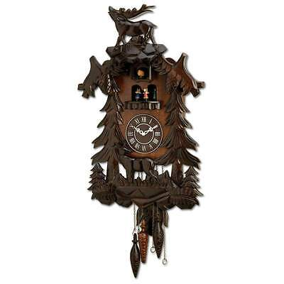 Kassel Cuckoo Clock, Great Item High Quality Simply Beautiful