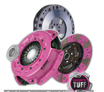 Exedy Cushion Button Heavy duty Clutch kit SMF Commodore VY VZ V8 LS1 L98