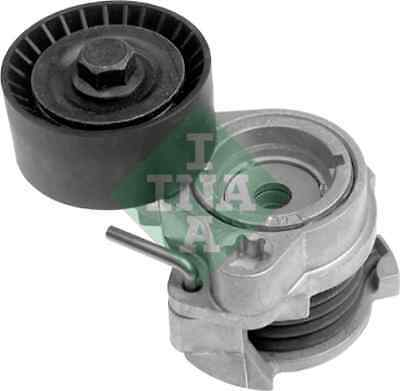 INA Tensioner Lever, v-ribbed belt 5340051 10 Fit with BMW 7 Series