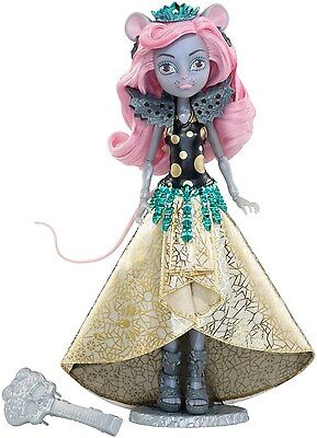 Monster High Boo York Gala Ghoulfriends Mouscedes King Doll New Free Post