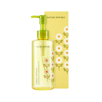 [NATURE REPUBLIC] Forest Garden Chamomile Cleansing Oil - 200ml ROSEAU