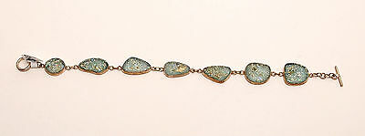 Roman Glass Bracelet Authentic&Luxurious With Certificate Sterling Silver 925 #1