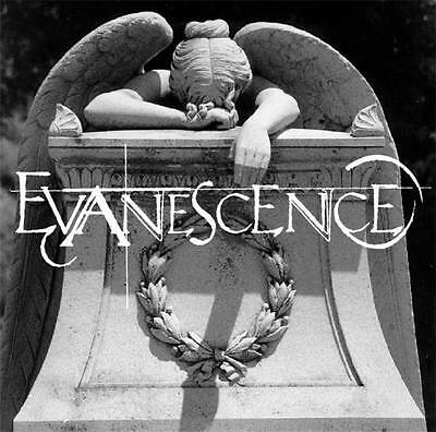 Parche /Iron on patch, Back patch, Espaldera/- Evanescence, E