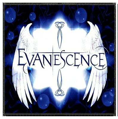 Parche /Iron on patch, Back patch, Espaldera/- Evanescence, J