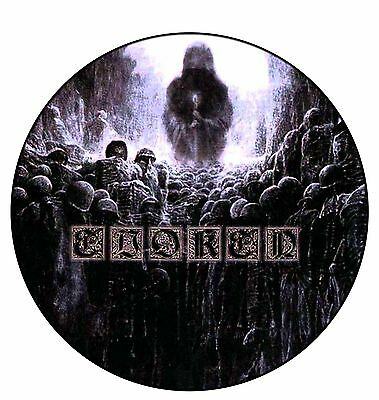 Parche /Iron on patch, Back patch, Espaldera/- Evoken, B