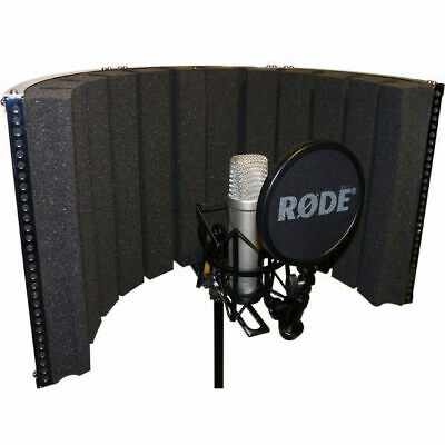 Sound Reflection Screen Vocal Recording Booth DP Stage Mic Screen 100