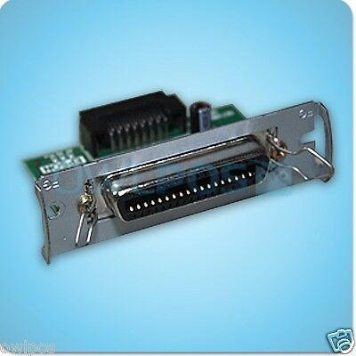 Epson TM Series UB-P02 M112A Parallel Port Adapter Interface Card C823891 REFURB