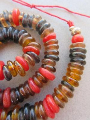 Mixed African Glass Beads [63273]