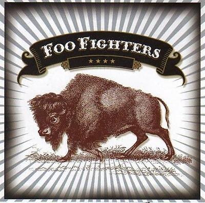 Parche imprimido /Iron on patch, Back patch, Espaldera / - Foo Fighters