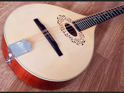 Octave Mandolin with EQ and Hard Case, made by Hora, Romania, BRAND NEW
