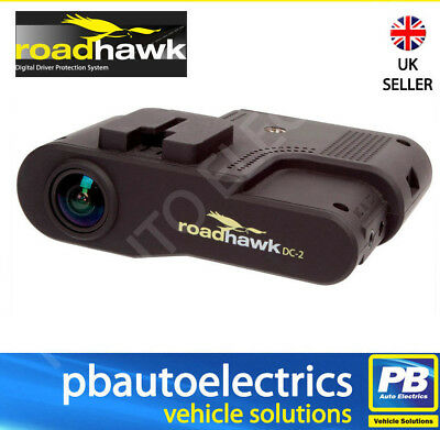 Roadhawk DC-2 HD Full High Definition 1080p In-Vehicle Black Box Camera System