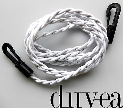 Travel Clothesline GENUINE Duvea™ Brand Clothes Line Pegless Washing Camping
