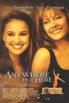 Anywhere But Here  Orig Movie Poster Single Sided 27x40