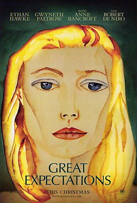 Great Expectations Adv Orig Movie Poster DblSided 27x40