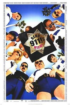Reno :911  Double Sided Orig Movie Poster 27x40