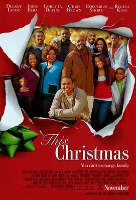 This Christmas Orig Single Sided  Movie Poster 27x40
