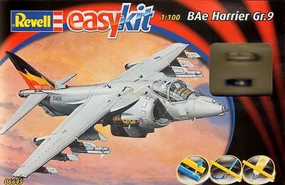 Revell 1/100 BAe Harrier Gr.9 Easy Kit # 06645