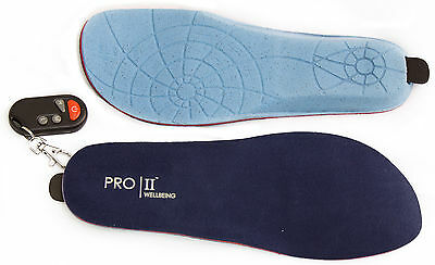Pro11 Wellbeing electric heating Insoles